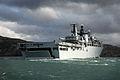 Albion Class Assault Ship HMS Bulwark MOD 45148977.jpg
