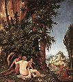 Albrecht Altdorfer - Landscape with Satyr Family - WGA0198.jpg
