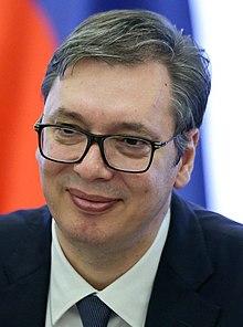 Aleksandar Vučić - Wikipedia