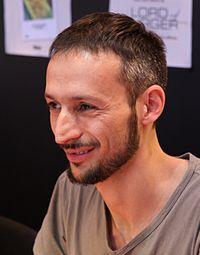 Alessandro Barbucci - Salon du livre de Paris 2010.jpg