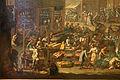 Alessandro magnasco e collaboratore, mercato (il mercato del verziere), 1733 circa 02.JPG