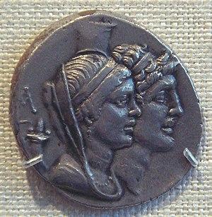 Cleopatra Thea - Alexander Balas and Cleopatra Thea.