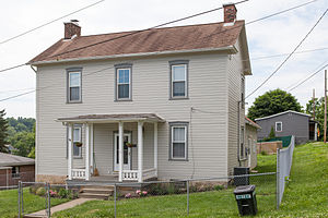 National Register of Historic Places listings in Greene County, Pennsylvania