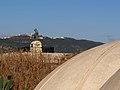 Alexander Zaïd monument, Beit Shearim from the tomb of Sheikh Abreik (5).jpg