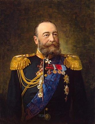 Yevgeni Ivanovich Alekseyev - Admiral Yevgeni Alekseyev