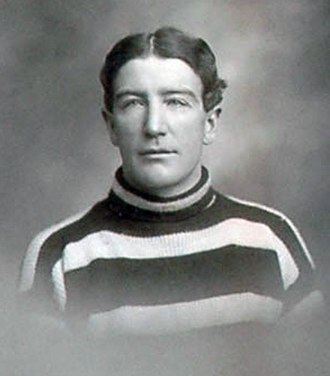 Alf Smith (ice hockey) - Alf Smith as a member of the 1905 Ottawa Silver Seven