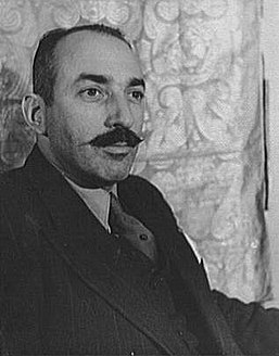 Alfred A. Knopf Sr. American publisher and founder of Alfred A. Knopf, Inc