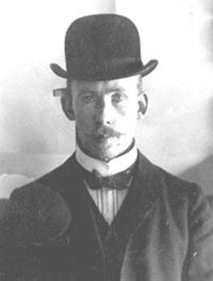 Johan Alfred Ander - Johan Alfred Ander