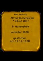 Alfred Konschewski