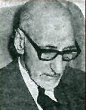 Iranian legislative election, 1943–1944 - Image: Ali Dashti