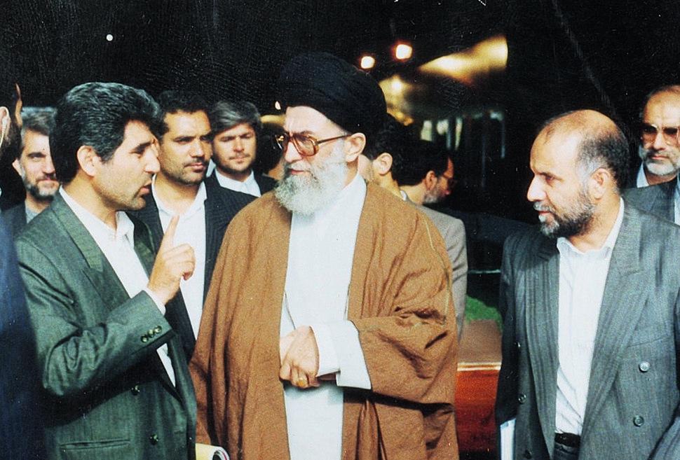 Ali Khamenei visit Karkheh Dam (5)