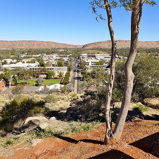 Alice Springs, 2015 (01)