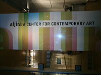 Aljira Center for Contemporary Art facade.JPG