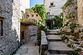 Alley in Plomin, Istria County, Croatia 08.jpg