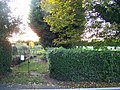 Allotments and Cemetery, St Nicholas at Wade - geograph.org.uk - 1118010.jpg