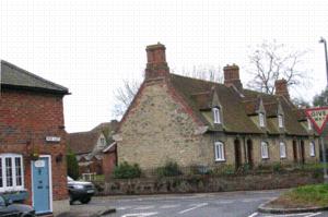 Wing, Buckinghamshire - 16th-century almshouses