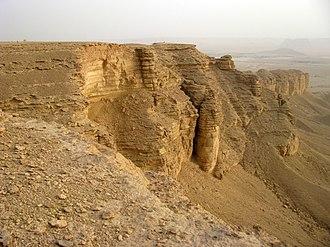 Tuwaiq - Image: Along the Ridge (2993423284)