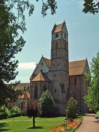 Alpirsbach - Image: Alpirsbach Kloster