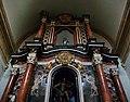 Altar de l'església del monestir de sant Miquel dels Reis.JPG