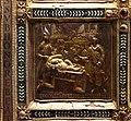 Altare di s. ambrogio, 824-859 ca., retro di vuolvino, storie di sant'ambrogio 06 miracolo delle api.jpg