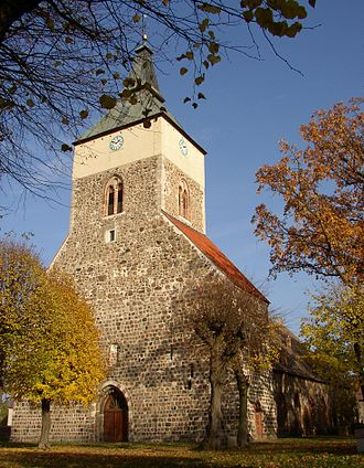 Altlandsberg - Altlandsberg Church
