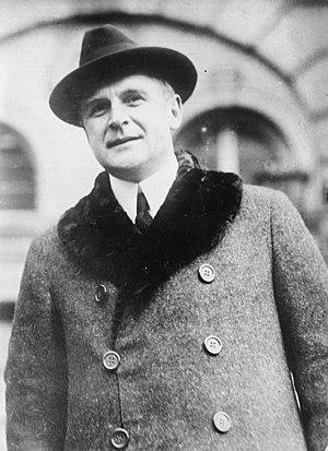Alvan T. Fuller - Fuller circa 1920