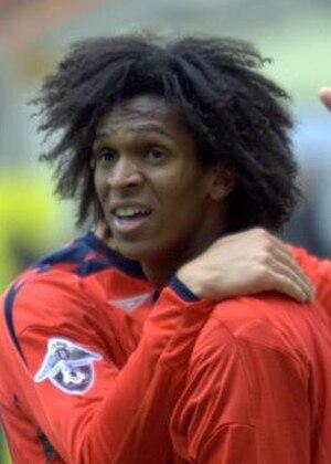 Jô - Jô playing for CSKA Moscow in 2008
