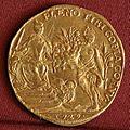 Alvise III mocenigo, osella in oro da 4 zecchini, 1729.jpg