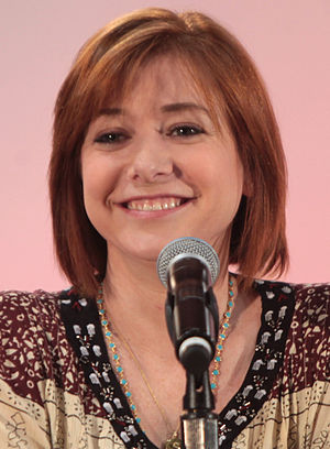 Alyson Hannigan - Hannigan at the May 2015 Phoenix Comicon