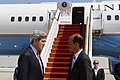 Ambassador Corbin Bids Farewell to Secretary Kerry.jpg