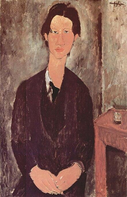 portrait de soutine par modigliani 1916 huile sur toile 92 x 60 cm - Theodor Storm Lebenslauf