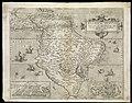 Americae Peruvi aque ita ut postremum detecta traditur recens delineatio RMG L8556-001.jpg