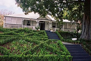Amity, New Farm heritage-listed house in Brisbane, Queensland