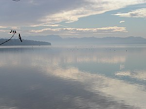 Ammersee - Image: Ammersee Autumn