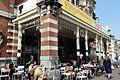Amsterdam, Stadsschouwburg, Leidsepleinzijde, caféterras01.JPG