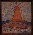 Amsterdam - Stedelijk Museum - Piet Mondrian (1872-1944) - Windmill (A 2996) c. 1917.jpg