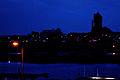 Amsterdam cityscape at night, Netherlands, Northern Europe.jpg