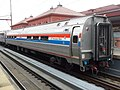 Amtrak 85999 on the 40th Anniversary Train, April 2012.jpg