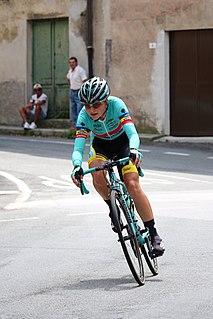Ana Maria Covrig Romanian cyclist