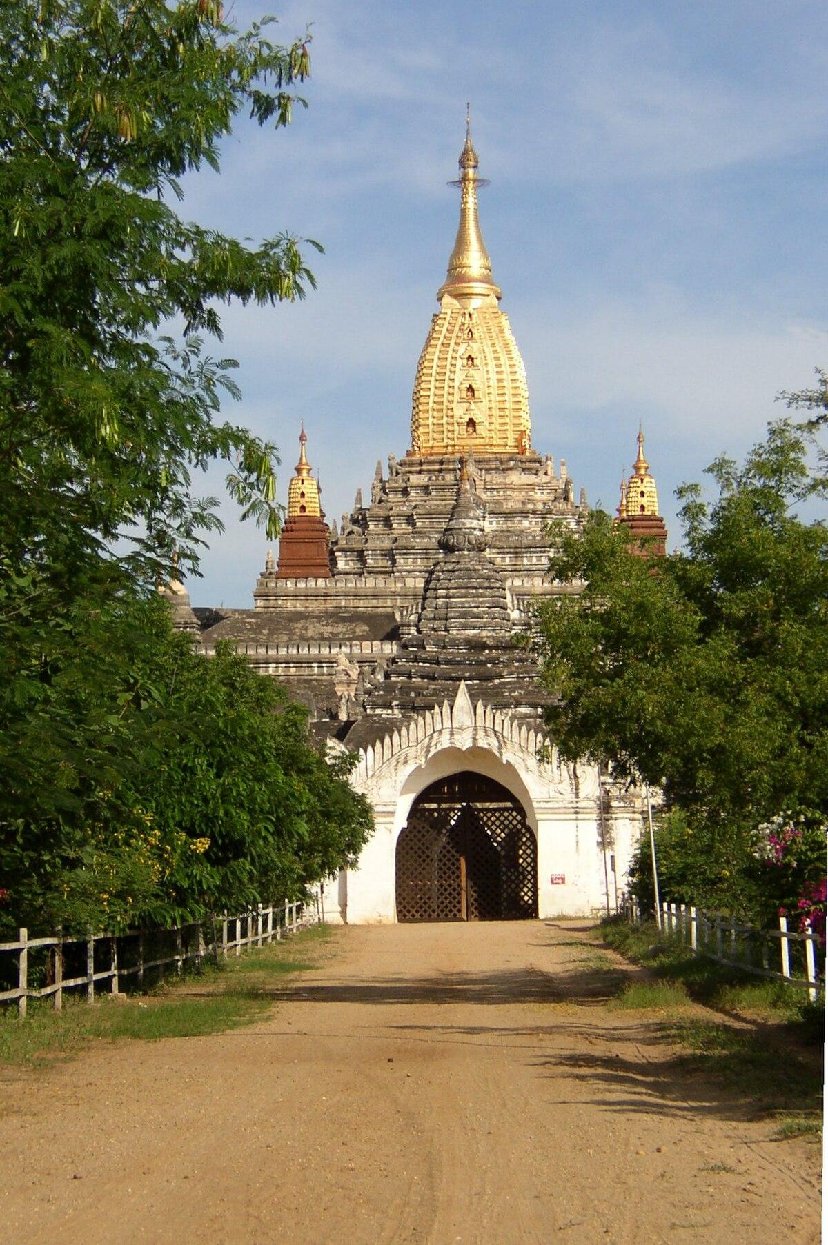 Ananda Temple - Wikipedia