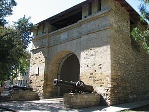 Anapa. Russian gate.jpg