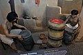 Ancient Copper Smelting - Science and Technology Heritage of India Gallery - Science Exploration Hall - Science City - Kolkata 2016-02-22 0502.JPG