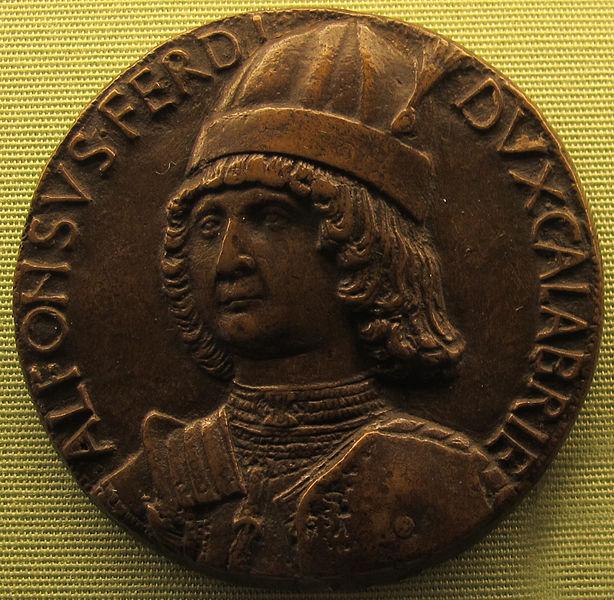 File:Andrea guazzalotti, alfonso d'aragona, 1481.JPG