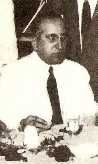 Juan Perón - Ángel Borlenghi, an erstwhile socialist who, as Interior Minister, oversaw new labor courts and the opposition's activities.