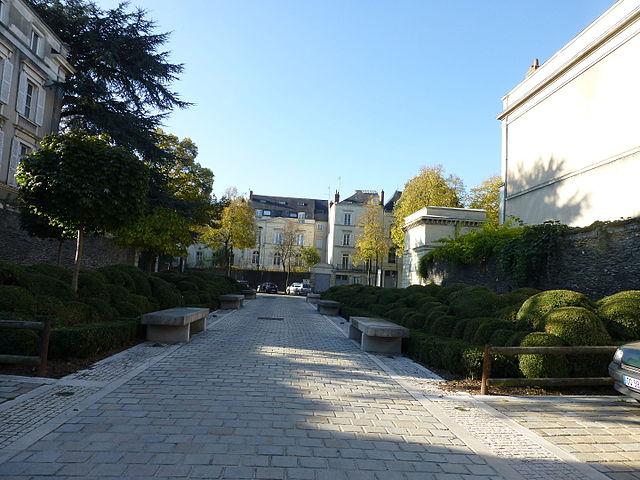 File angers jardin du mus e des beaux arts 4 jpg for Boulevard du jardin exotique