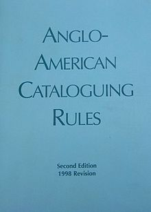 Anglo American cataloging rules.jpg