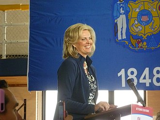 """Ann Romney - Ann Romney at a September 20, 2012, """"Women for Romney"""" campaign rally at Marquette University in Milwaukee, Wisconsin"""