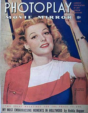 Ann Sheridan http://www.magazine-covers.net/t2...