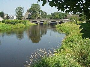 River Annalee - River Annalee , Butlersbridge