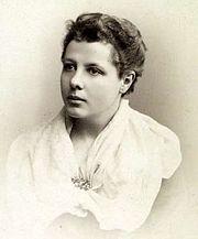 Annie Besant - portrait
